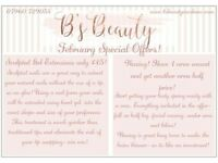 February Beauty Offers