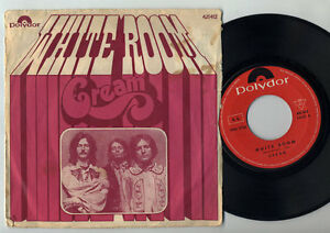 CREAM-7-PS-White-Room-France-Jukebox-POL-421412-very-rare-French-cover-45