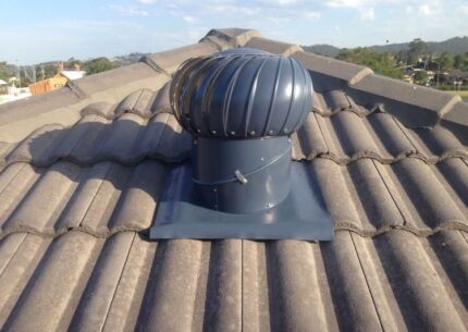 Installing A Whirlybird On Tiled Roof Tile Design Ideas