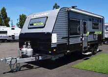"""New Crusader X Country Tracker - Queen bed- Ensuite- 6"""" Chassis Wodonga Wodonga Area Preview"""