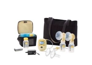 Medela Freestyle Double Electric Breast Pump & More **LIKE NEW*