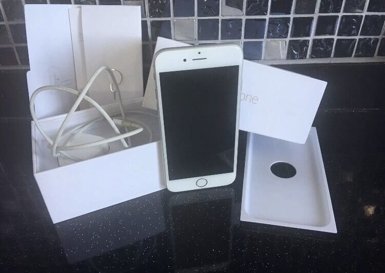 IPhone 6 16gb White & Silver EE/Virgin