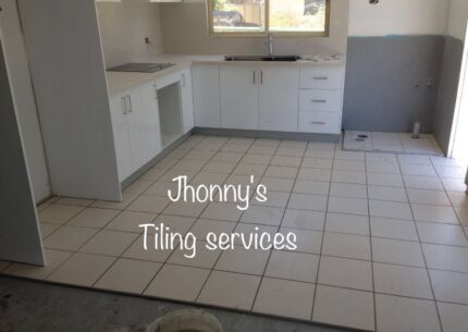 JHONNY'S TILING & WATERPROOFING SERVICES