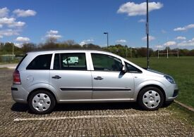 Vauxhall Zafira 2.2 Petrol Automatic (Excellent Condition)