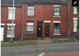 3 bed unfurnished house tunstall *NO DEPOSIT