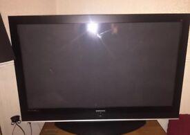 Samsung Plasma HDTV 55 Inch - Christmas offer
