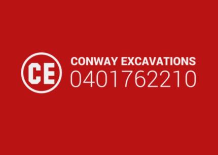 CONWAY EXCAVATIONS
