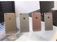 🔥HOT OFFER🔥iPHONE 6S 64GB, SHOP RECEIPT & WARRANTY, ALL COLOURS, GOOD CONDITION (BACK IN STOCK)
