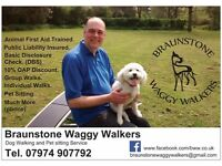 Braunstone Waggy Walkers, Dog Walking & Pet Sitting Service