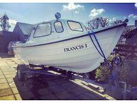 Orkney Strikeliner 16+ Boat (Fishing Boat)