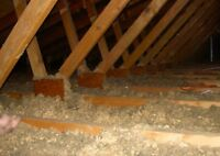 Asbestos Removal and Attic Insulation Services Insured Fully!!