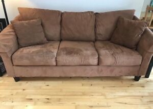 Couch-smoke free home