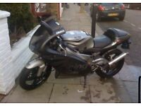 RS 125 APRILIA GP £800