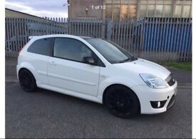 Ford fiesta st150 white 2005 76k