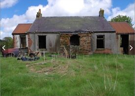 Cottage and land for sale