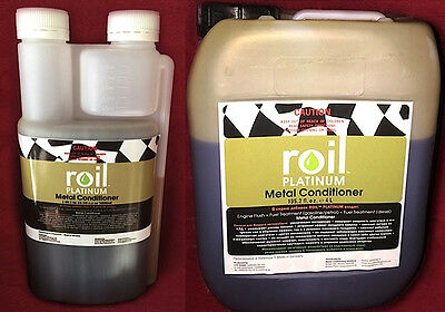 METAL CONDITIONER 250ml, 500ml, 1L & 4L containers