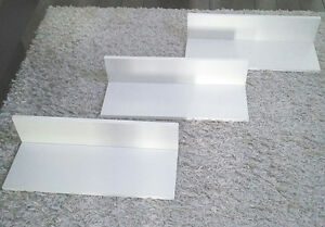 EQ3 White Yves Floating Shelf (have 3 of them)