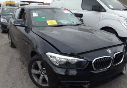 *****2017 BMW 118i F20 LCI BLACK WRECKING PARTS - B21136 Villawood Bankstown Area Preview