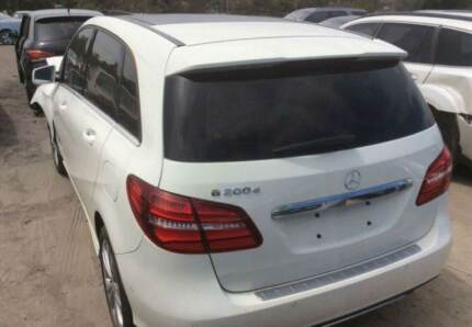 *****2018 MERCEDES B200 D W246 WHITE WRECKING PARTS - M21325 Villawood Bankstown Area Preview