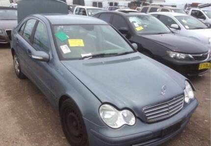 *****2007 MERCEDES C180K W203 GREY WRECKING PARTS - M21199 Villawood Bankstown Area Preview