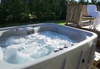 COTTAGE-CHRISTMAS 3 Night Stay $753 plus hot tub charge of $53