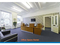 Glasgow-Woodside Place - Central Glasgow (G3) Office Space to Let