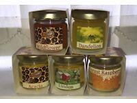 Raw pure honey gift pack