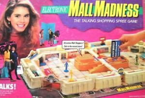 VINTAGE GAME - MALL MADNESS