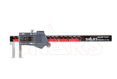 Shars Aventor 6 150mm Dps Ip54 Inside Groove Electronic Caliper Din862 New