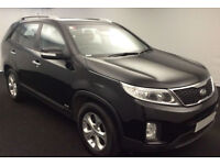 Kia Sorento FROM £67 PER WEEK!