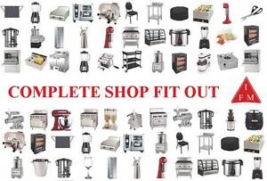 Complete Shop Fit Outs -Restaurant Kitchen Plans- Catering Equip Campbellfield Hume Area Preview