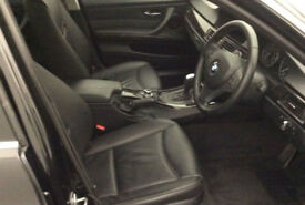 BMW 320d Auto Black Leather 2011 FROM £31 PER WEEK!