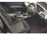 Black Sapphire BMW 318 2.0TD 2009 d M Sport FROM £25 PER WEEK!