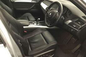 Silver BMW X5 3.0TD auto 2011 xDrive30d M Sport FROM £67 PER WEEK!