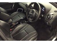 Grey AUDI A1 1.2 1.4 1.6 2.0 TDI DieselBLACK EDITION FROM £57 PER WEEK!