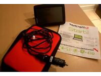 TomTom Start 20 Series SatNav