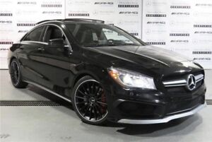 2016 CLA 45 AMG - Fully Loaded with All packages - 376hp