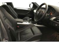 Grey BMW X5 3.0TD auto 2010 xDrive30d M Sport FROM £67 PER WEEK!