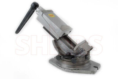6 Tilting 2 Way Tilt Swivel Angle Milling Mill Vise R