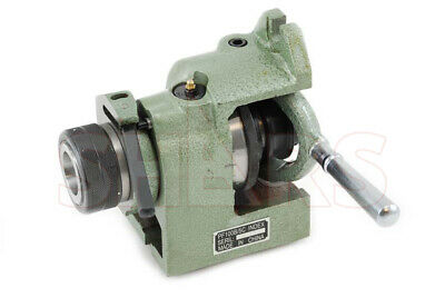 Vertical Horizontal 5c Collet Spin Index Fixture Milling New R