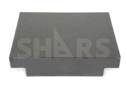 """9 X 12"""" GRANITE GRADE A SURFACE PLATE TWO 2 LEDGE .0001 R"""