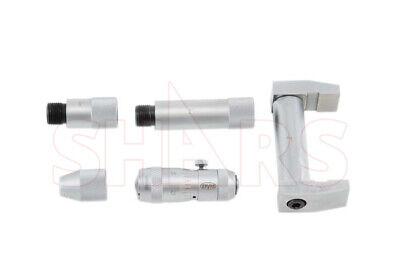 Shars 2 - 10 Tubular Inside Micrometer Set Tool Die Inspection Machinist