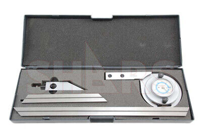 Stainless Universal 6 12 90 Dial Bevel Protractor Satin A
