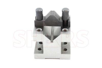 1-38 X 1932 1932 Capacity V-block V Blocks Clamp Hardened Pair Set .0002 P