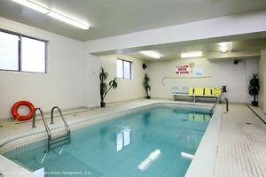 Renovated One Bedroom  - Riverside Dr - WATERFRONT - Indoor Pool Windsor Region Ontario image 5