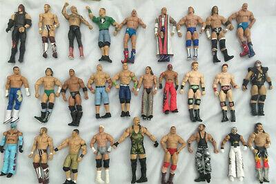 Action Figure Wrestlers (Random Delivery WWE WWF Elite Wrestling Action Figure Wrestlers Jakks)