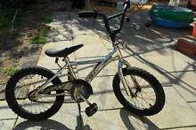 KIDS MONGOOSE MINI BMX 16 INCH SUIT 4 TO 7 YEAR OLD Rockingham Rockingham Area Preview