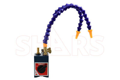 Shars Coolant Flexible Magnetic Base Hoses Hose Holder New