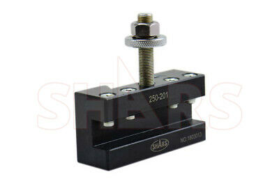 250-201 Bxa 1 Quick Change Turning Facing Lathe Tool Post Holder 3.5 Length
