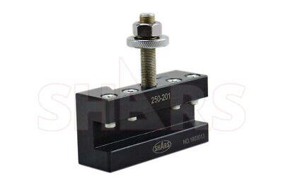 Shars Bxa 1 Quick Change Turning Facing Tool Post Holder Cnc 250-201 L3.5